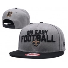 2018 NFL New Orleans Saints Snapback hat GSMY0604