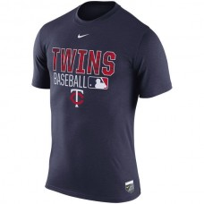 2016 MLB Minnesota Twins Nike 2016 AC Legend Team Issue 1.6 T-Shirt - Navy