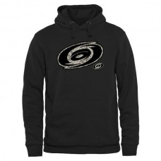2016 NHL Mens Carolina Hurricanes Black Rink Warrior Pullover Hoodie